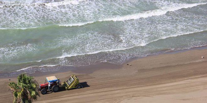 پاکسازی سواحل