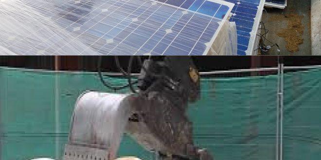 اهمیت بازیافت تجهیزات مربوط به انرژی های تجدید پذیر